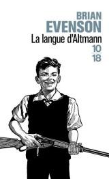 La langue d'Altmann [Poche]