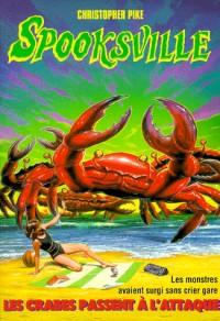 Spooksville n18 - Les crabes passent à l'attaque