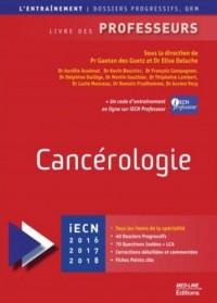 Cancérologie : Livre des professeurs