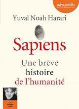 Sapiens - Une brève histoire de l'humanité