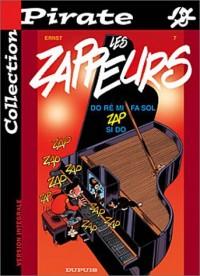 Les Zappeurs, tome 7 : Do, Ré, Mi, Fa, Zap, Si, Do