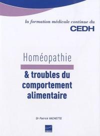 Homéopathie & troubles du comportement alimentaire