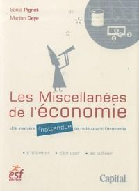 Les Miscellanées de l'économie