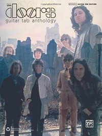 The Doors: Guitar Tab Anthology, Authentic Guitar Tab Edition
