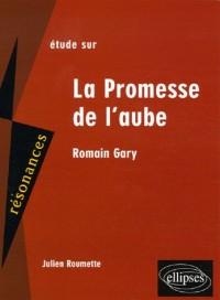Etude sur Romain Gary La Promesse de l'aube