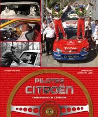 Pilotes Citroën : Champions de légende