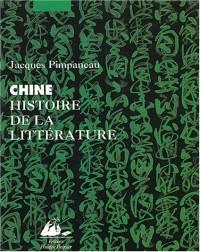 Chine : Histoire de la littérature