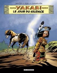 Yakari T39 le Jour du Silence