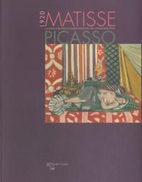 Matisse Picasso 1920 : 12 chefs-d'oeuvre du Musée national de l'Orangerie, Paris