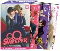 QQ Sweeper, Tome  1 à 3 :