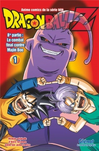 Dragon Ball Z - 8e partie - Tome 01