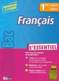 Français 1e toutes séries : L'essentiel