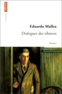 Dialogue des silences