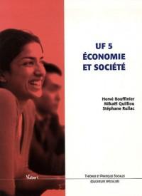 UF 5 Economie et société