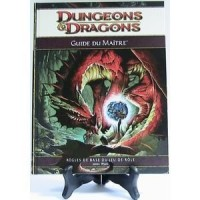 DUNGEONS DRAGONS 4EME EDITION - GUIDE DU MAITRE