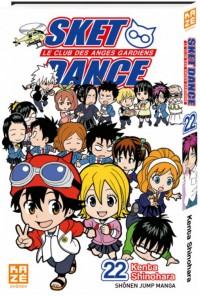 Sket Dance T22