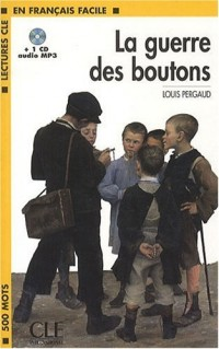 La guerre des boutons (1CD audio MP3)
