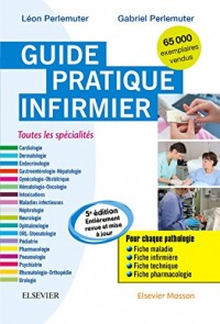 GUIDE PRATIQUE INFIRMIER 2017/18 5ED