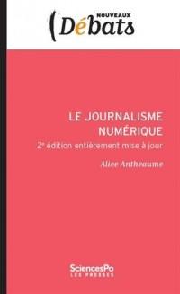 Le journalisme numérique