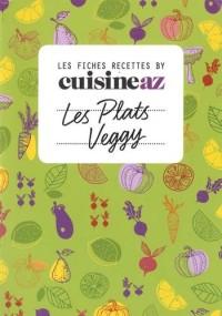 Les fiches Cuisine AZ - Recettes veggy: Végétarien