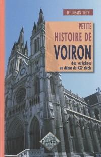 Petite Histoire de Voiron (des origines au début du XXe siècle)