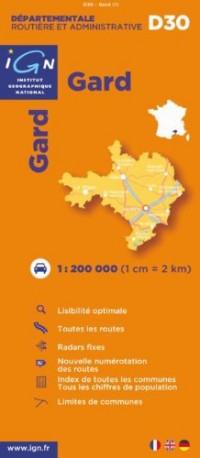 D30 Gard 1/200.000