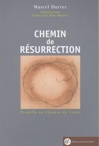 Chemin de résurrection : Prédelle au Chemin de Croix