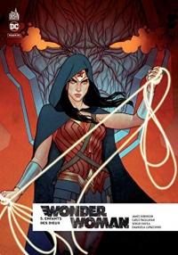 Wonder Woman Rebirth, Tome 5 : Enfants des dieux