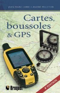 Cartes, boussoles & GPS