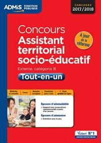 Concours Assistant Territorial Socio Éducatif Cat B Tout en un 6e Edt