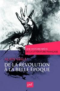 De la Révolution à la Belle Epoque