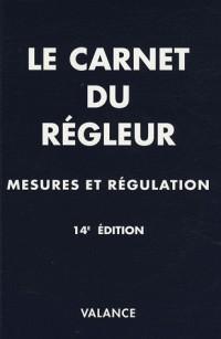 Le carnet du régleur : Mesures - régulation (1Cédérom)