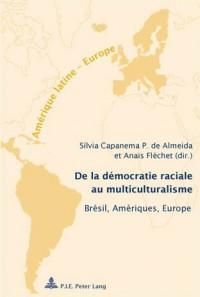 De La Democratie Raciale Au Multiculturalisme: Bresil, Ameriques, Europe; Avec Une Preface De Francois Laplantine