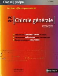 Chimie générale PC/PC*- 2e année