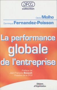 La Performance globale de l'entreprise