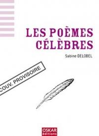 Les poèmes célébrés