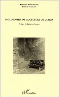 Philosophie de la culture de la paix