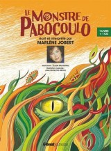 Le monstre de Pabocoulo (1CD audio)
