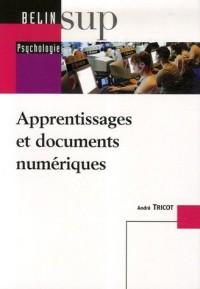 Apprentissage et documents numériques