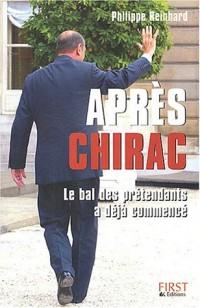 Après Chirac : Le bal des prétendants a déjà commencé