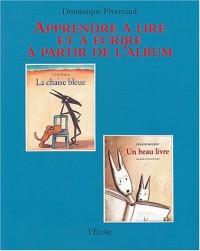 La chaise bleue et Un beau livre de Claude Boujon