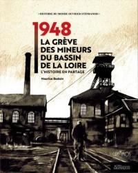 1948 La grève des mineurs du bassin de la Loire : L'histoire en partage