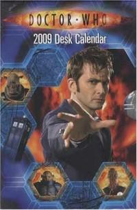 Dr Who Official 2009 Compact Desk Calendar