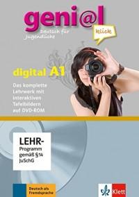 geni@l Klick: Digitales Unterrichtspaket auf DVD-Rom A1
