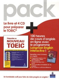 Preparation au Toeic + Longman English Interactive