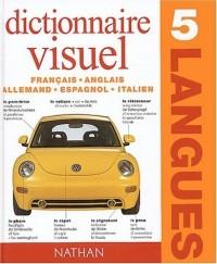 Dictionnaire visuel en 5 langues