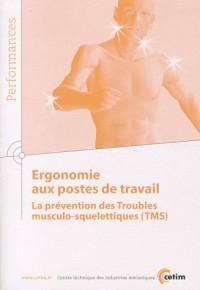 Ergonomie aux Postes de Travail la Prevention des Troubles Musculosquelettiques Tms Performances 9q1