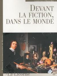 La Licorne, N° 88 : Devant la fiction, dans le monde