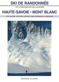 Ski de randonnée : Haute-Savoie - Mont-Blanc