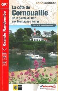 La côte de Cornouaille : De la pointe du Raz aux Montagnes Noires. Plus de 40 jours de randonnée
